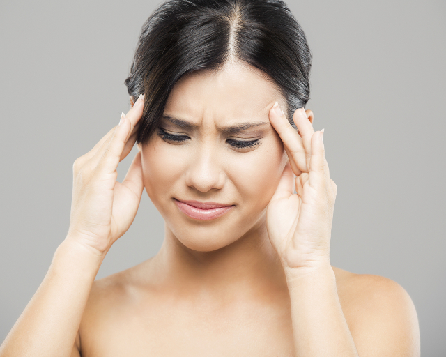 How does TruDenta treat headaches and migraines?